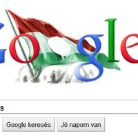 A Google 1956-ra emlékezik.