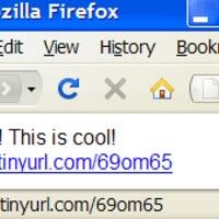 Firefox: Hogyan nézzük meg hová mutat egy linkrövidítő?
