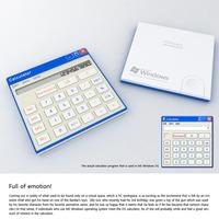 Új rovat: Geek képek 1: Számológép alakú számológép.