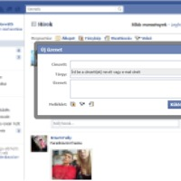 Facebook billentyűparancsok.