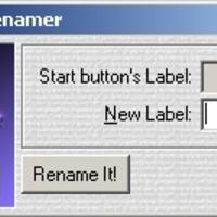 Start gomb átnevezése xp-ben.