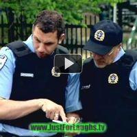 Amikor a rendőrök trükköznek :)