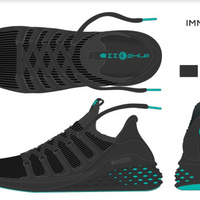 Ilyen cipőt még sohasem csináltak! Érkezik az esport cipő!