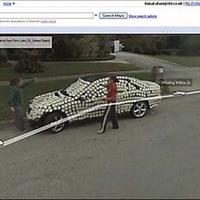 Google maps szórakoztató utcaképei