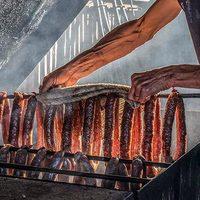 A texasi BBQ képes krónikása