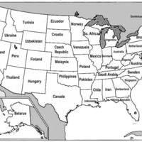 Offtopic - GDP térkép