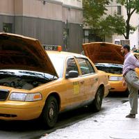 A nap képe - Lazító taxisofőr