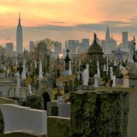 New York temetői
