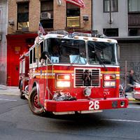A nap képe - Tűzoltóautó