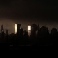 A nap képe - Gotham City