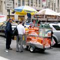 A nap képe - Street food