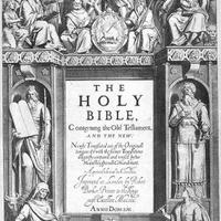 Kinek szentebb a Bibliája?