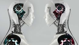 A Robot... A Masina
