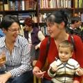 Adventi szeretetvendégség: megtelt a könyvtár