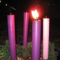 Adventi gyertyagyújtás 27-én