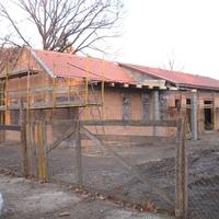 Gyorsjelentés az építkezésről: 2012 első hetében