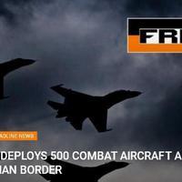 Már rettegnek az ukránok: 500 orosz csatarepülőgép járőrözik a határ teljes hosszában