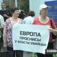 Zúgolódás Kijevben!