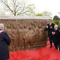Az első kínai emlékmű Franciaországban