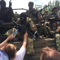 Új-Oroszország hadserege elindult az első bevetésre