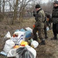 Fosztogatják a lakosságot a kijevi puccsista kormány fegyveresei
