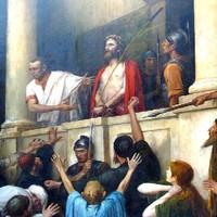 Húsvét ünnepén három érdekes Jézus képet választottunk.