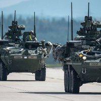 Az amerikaiak bevonultak Lengyelországba - elrendelték a mozgósítást