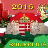 Minden Jó Magyarnak Boldog Újévet!