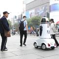 Igazi robotzsaruk Kínában – Járőröznek éjjel, nappal