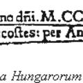 Olvasnivaló: A magyar nyomdászat kezdetei