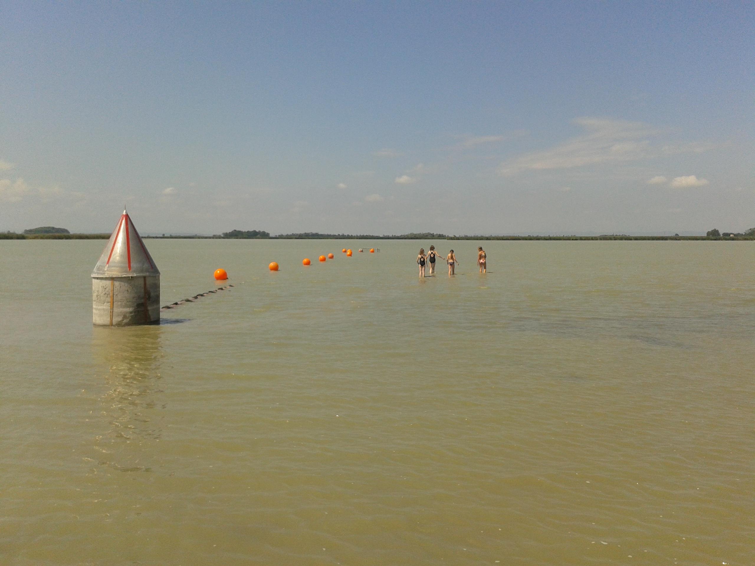 Zicksee – a csúszda a tó saját vizével működik