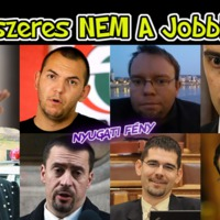 Hétszeres NEM a Jobbikra!