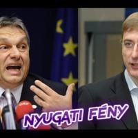 Van lejjebb: Orbán a jogos pénzt venné el gyűlölt ellenfelétől