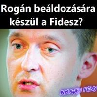 Rogán beáldozására készül a Fidesz?