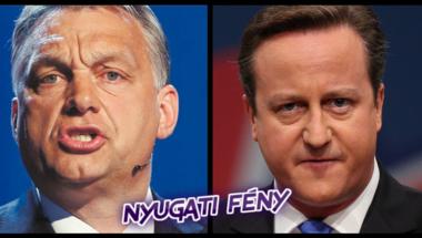 Cameron belebukott a pávatáncba - Orbán sem uszíthat tovább Európa ellen