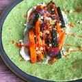 Fetás - sült zöldséges tortilla