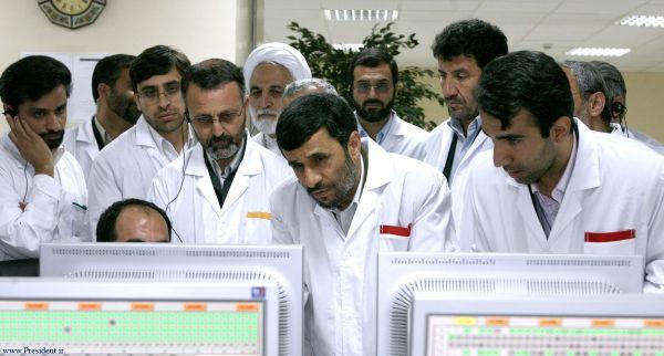 Mahmoud Ahmadinejad iráni államfő 2008-as látogatása