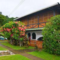 Lupa sziget erzes a'la Costa Rica 0726, Golfito