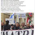 A pszichiátria ellen tüntettek a szcientológusok szombaton