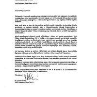 Dokumentumokkal állt elő a szcientológia egyesület
