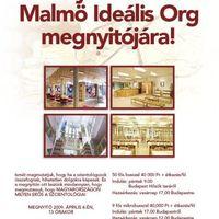 Malmö - az ideális valami