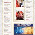 Karácsonyi akciós vallási kegytárgyak, vásár és szilveszteri parti a templomban