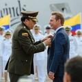 Rejtélyes kitüntetést kapott a kolumbiai rendőrségtől David Miscavige