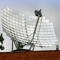 Szolár-parabola Óbuda-Békásmegyeren