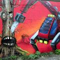 Graffitisek a faírtás ellen