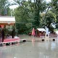 Fotóriport árvíz Óbudán