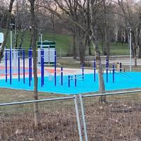 Elkészült, de hónapok óta zárva a sportpark