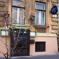 Kultúrmorzsa a Zápor utcában - Szünet Kávézó