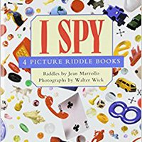 I Spy: 4 Picture Riddle Books (School Reader Collection Lvl 1: (Scholastic Reader Collection) Ebook Rar