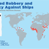 Kalóztámadások / Armed Robbery and Piracy Against Ships